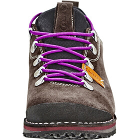 AKU Badia Low GTX Chaussures Femme, brown/violet